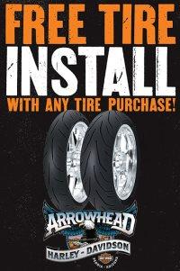 Free Tire Install