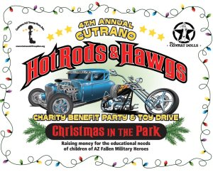 4th Annual Hot Rods & Hawgs Charity Benefit